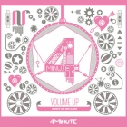 4Minute : 3rd Mini Album [Volume Up] + Poster