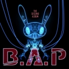B.A.P : The 2nd Album [POWER] + Poster