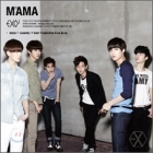 EXO-K : Mini Album Vol.1 [MAMA] + Poster