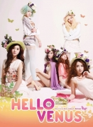 HELLOVENUS - 1st Mini Album [Venus] + Poster