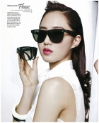 Instyle Mag :: May Issue (Yuri)
