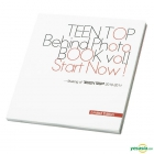 TEEN TOP  Behind Photo Book Vol.1 [Start Now!] Making of TEEN TO